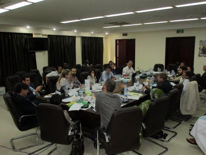 3rd Advisory Group meeting