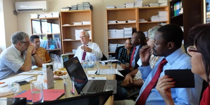 Multi-stakeholer meeting Maputo